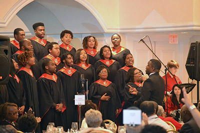 The Young and Gifted Gospel Choir